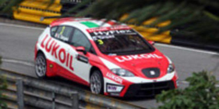 Tiago Monteiro es el más rápido en la sesión de testing