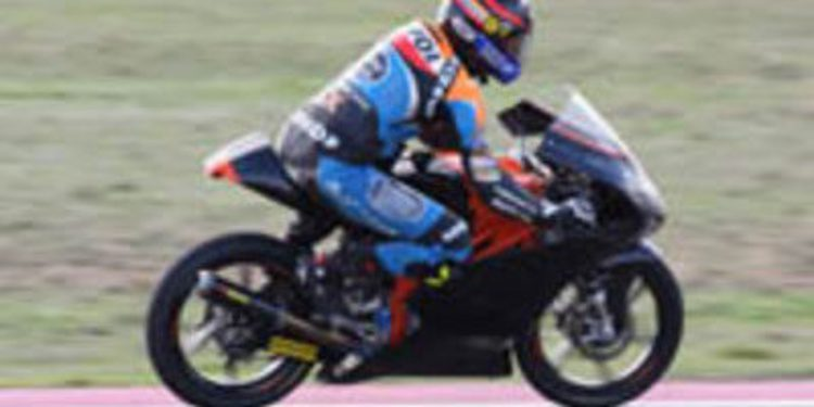 Test Moto2 y Moto3 en el Circuito de Albacete