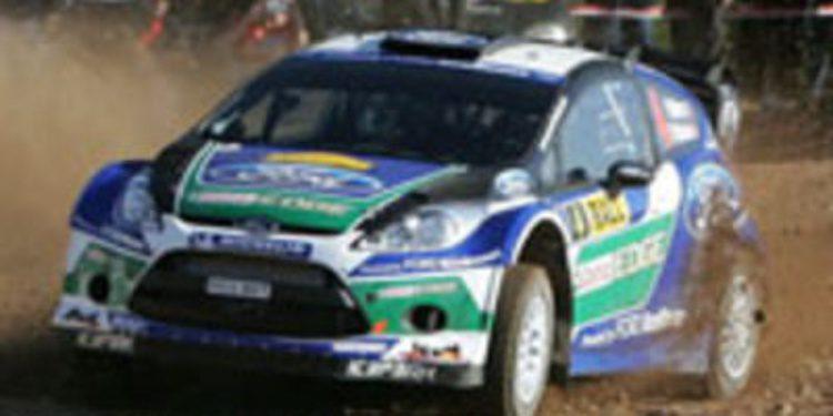 El dilema de Petter Solberg y su continuidad en el WRC