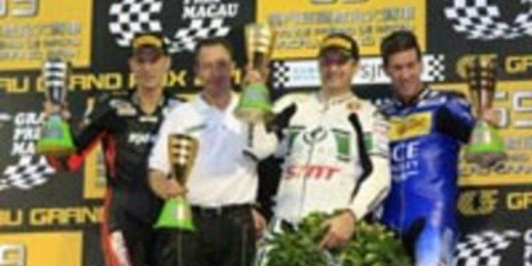 Michael Rutter sigue ampliando su leyenda en Macao