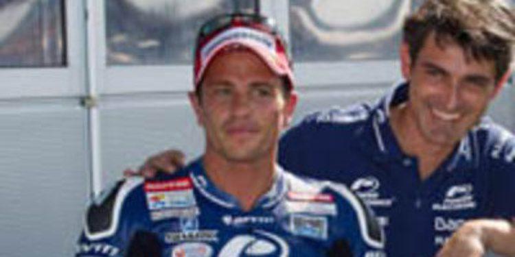 Randy de Puniet desarrollará la Suzuki para MotoGP 2014