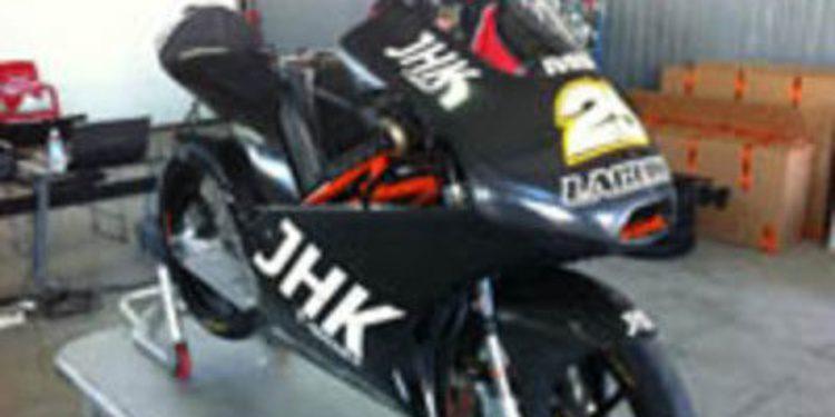 Test Privado de Moto2 y Moto3 en el Circuito de Almeria