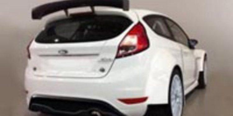 El modelo R5 de M-Sport será el Fiesta y llegará en enero