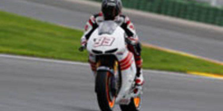 Marc Márquez describe su debut en MotoGP en su blog de Repsol