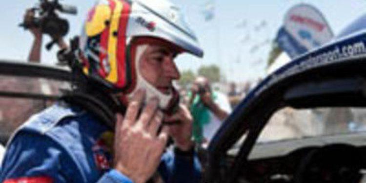Carlos Sainz competirá con el Qatar Red Bull Team en un Dakar definido