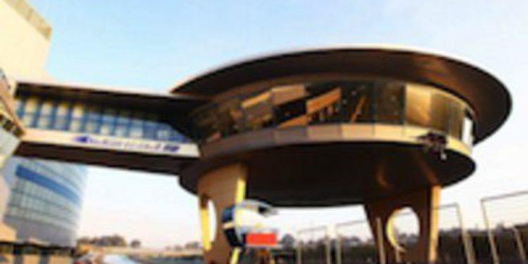 Jerez pondrá fin al curso 2012 de GP2 con los últimos test post temporada