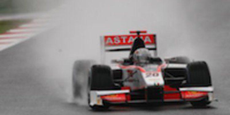 Dani Juncadella vuelve a probar con Rapax en los test de GP2 en Jerez