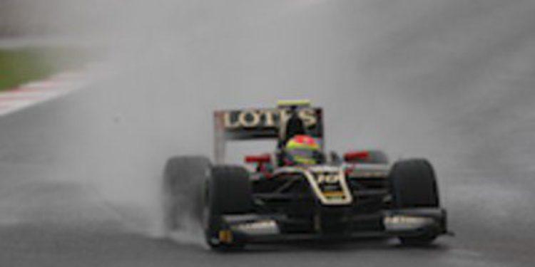Sergio Canamasas probará con iSport y Trident en los test de GP2 en Jerez