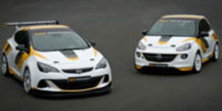 Opel prepara su regreso a los rallies