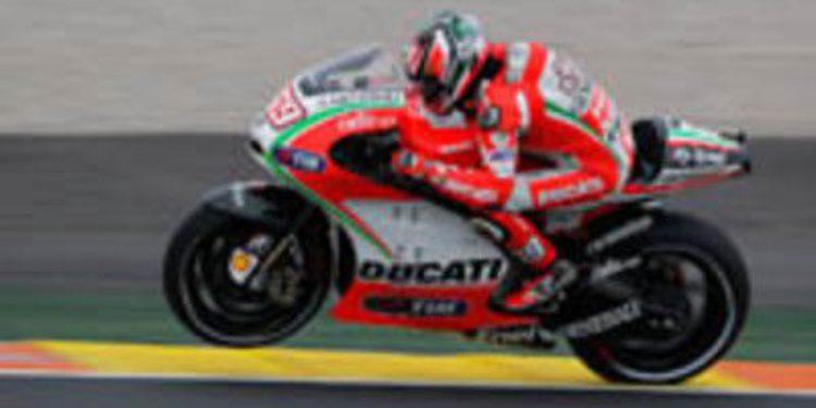 Ducati y HRC tendrán test de MotoGP la próxima semana