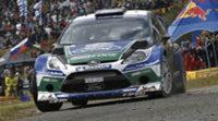 Los 16 años de Ford en el WRC y su unión con M-Sport en números
