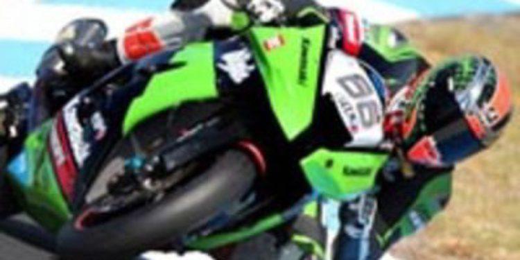 Kawasaki prepara su último test de 2012