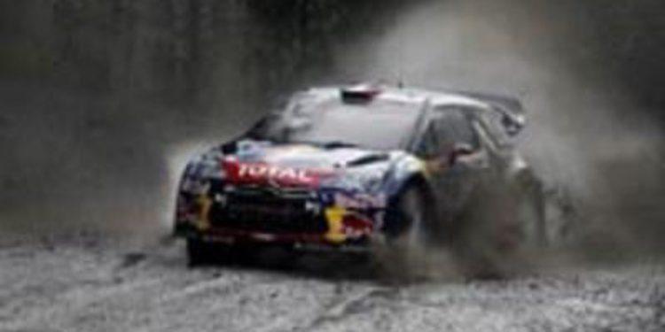 Citroën regresa a la actividad con un test en Gales
