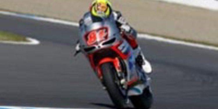 Roberto Rolfo se queda sin hueco en Ioda y en MotoGP