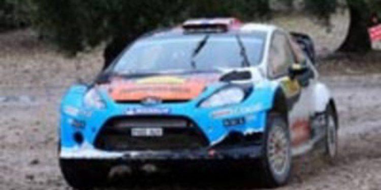 M-Sport confirma el acuerdo con Catar y a Mads Ostberg como primer piloto