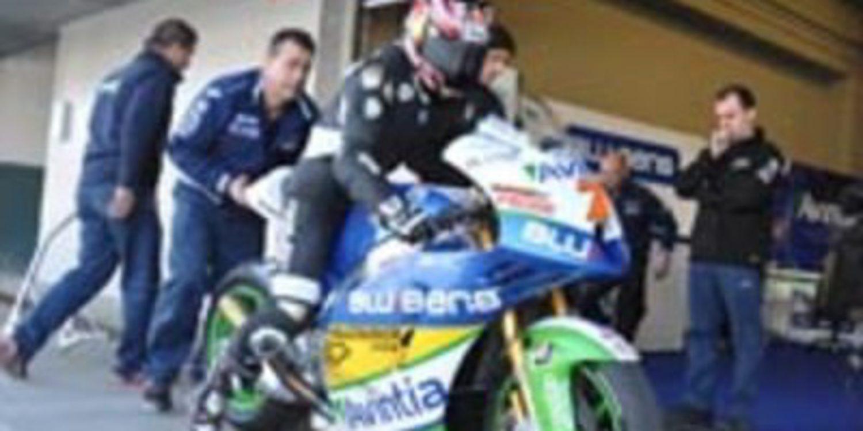 Ducati y Avintia Blusens se estrenan en el test de Jerez