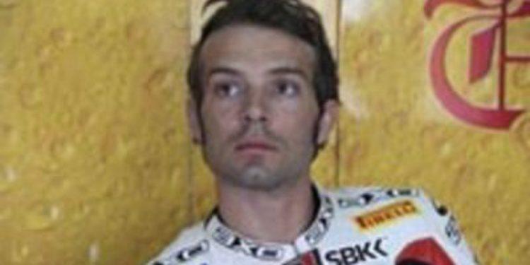 Sylvain Guintoli será piloto oficial de Aprilia en Superbikes
