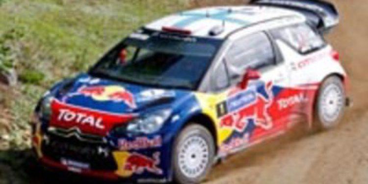 Citroën podría alinear cinco DS3 ocasionalmente si cuenta con Robert Kúbica