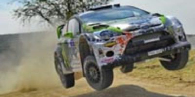 Ken Block y el Monster World Rally Team cerca de regresar al WRC