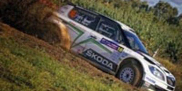 Skoda define su programa oficial de 2013 y confirma a sus pilotos