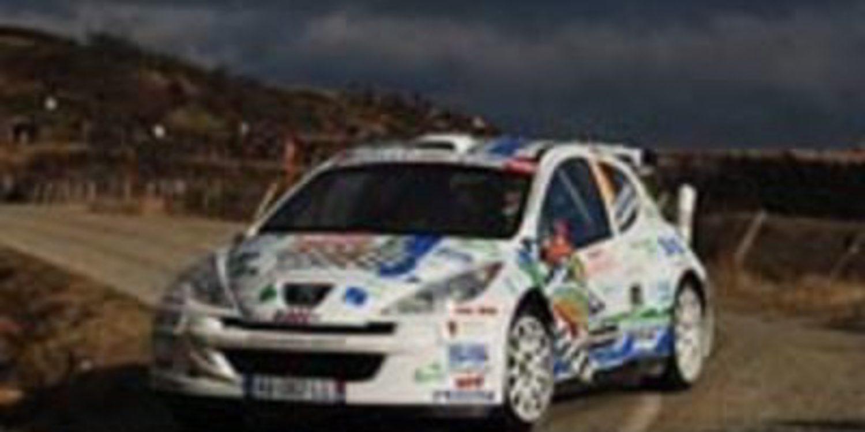 Los rumores unen a François Delecour y Peugeot para el ERC 2013