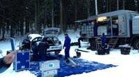 El Polo R WRC prueba las carreteras del Rally de Monte-Carlo