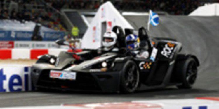 El Race of Champions 2012 ya tiene sus cruces