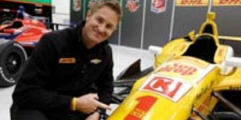 Andretti Autosport presenta sus monoplazas en Indianápolis