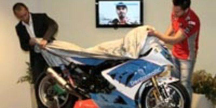 El Team Grillini en SuperBikes con BMW y Vittorio Iannuzzo