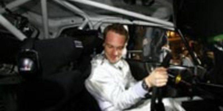 Latvala expresa sus sensaciones con el Polo R WRC tras los primeros test