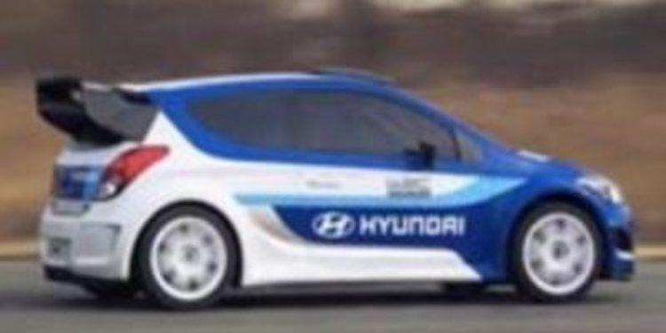 El Hyundai i20 WRC da sus primeros pasos en Corea del Sur
