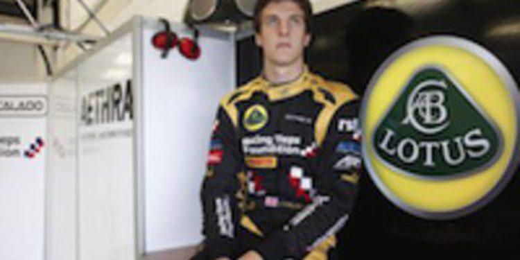 James Calado permanece en el equipo Lotus de GP2 para asaltar el título en 2013