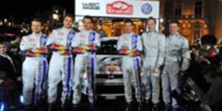 Volkswagen da libertad a sus pilotos para poder competir
