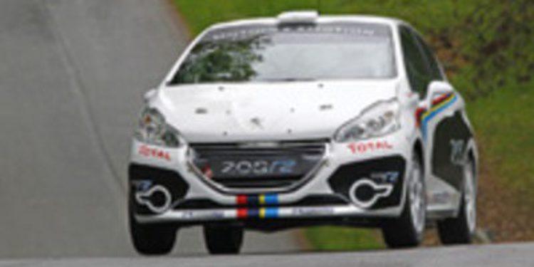 Peugeot Sport piensa mucho en el R2 y el 208 R5