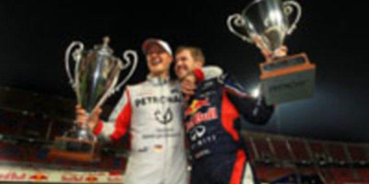 Sexta victoria consecutiva para Alemania en la Race of Champions 2012