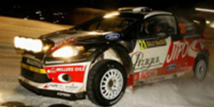 Martin Prokop se financia diez pruebas del WRC 2013