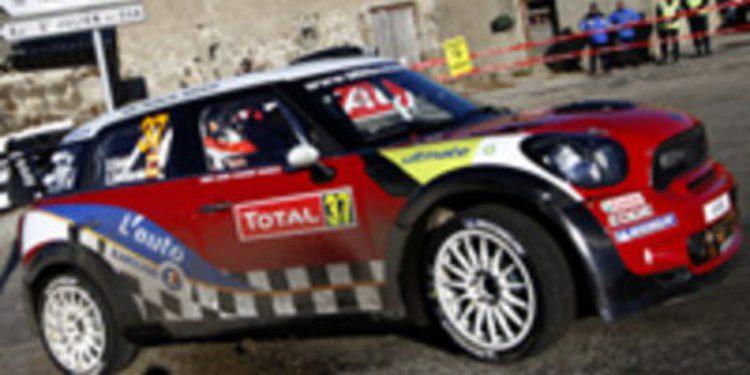 MINI y Prodrive no estarán presentes en el Monte-Carlo 2013