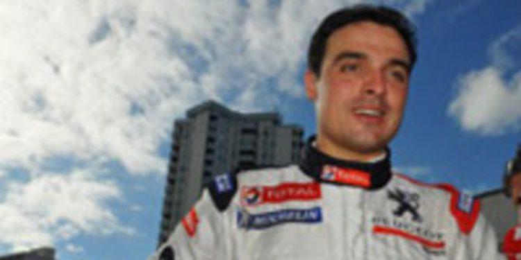 Bryan Bouffier se apunta al Jänner Rally y Kubica no