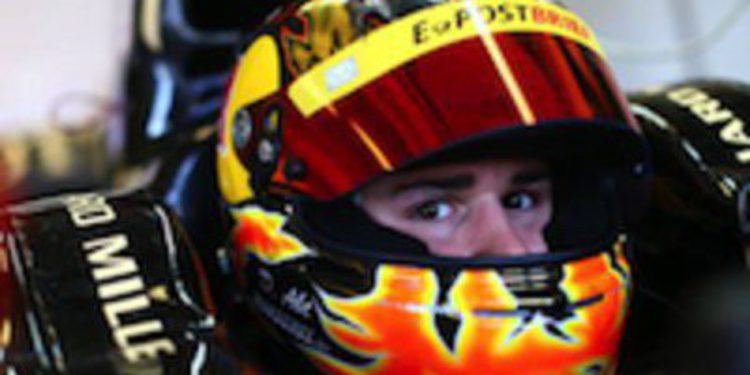 Daniel Abt completa la alineación de Lotus para la temporada 2013 de GP2