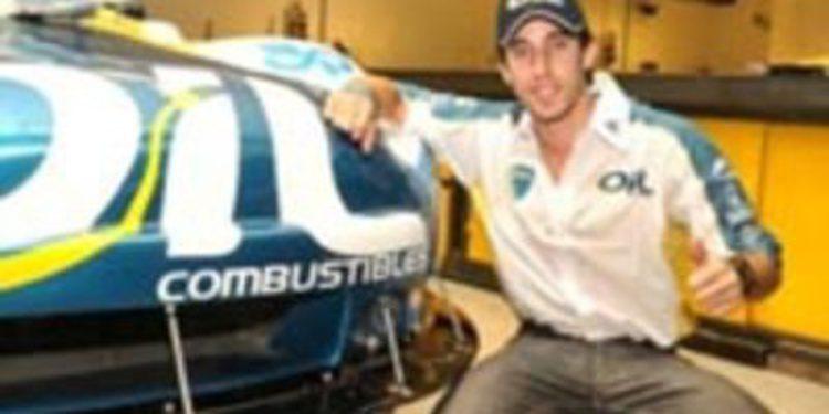 Esteban Guerrieri se queda sin IndyCar por dinero