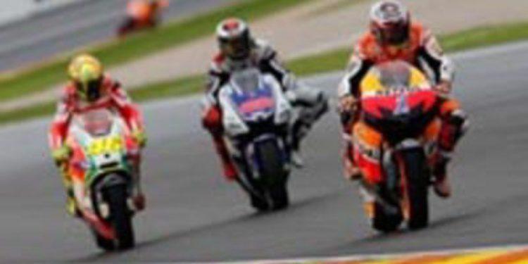 Cambios en el reglamento de MotoGP para 2013 y 2014