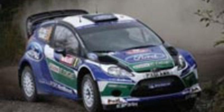 HBS se encargará de la producción televisiva del WRC 2013