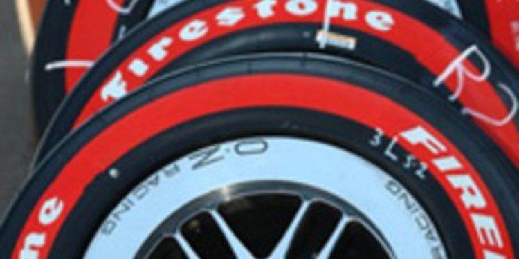Firestone amplía su acuerdo con la IndyCar hasta 2018