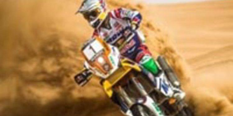 Marc Coma dice no al Dakar 2013 por su lesión