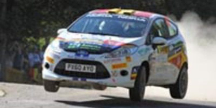 El FIA Junior World Rally Championship ya tiene fechas