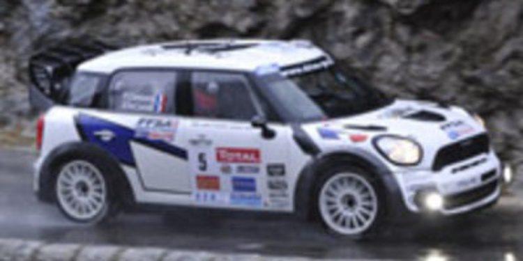 Programas privados aseguran la presencia de Mini en el WRC
