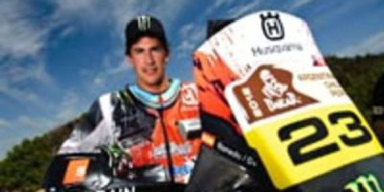 Joan Barreda a luchar contra la lógica en motos