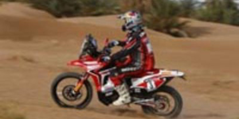 HRC acudirá al Dakar con tan sólo tres pilotos oficiales