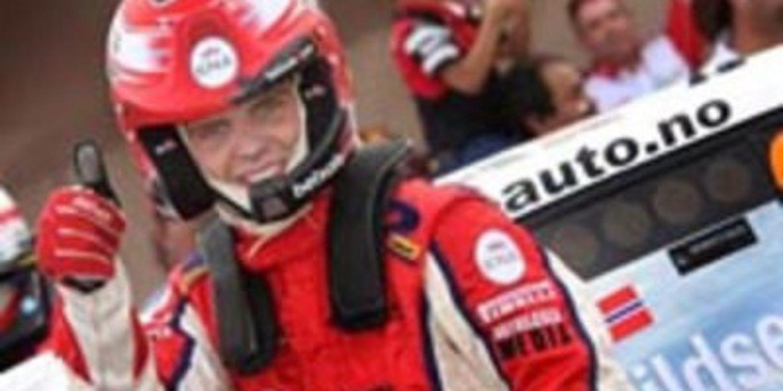Eyvind Brynildsen no falta al Rally de Suecia 2013