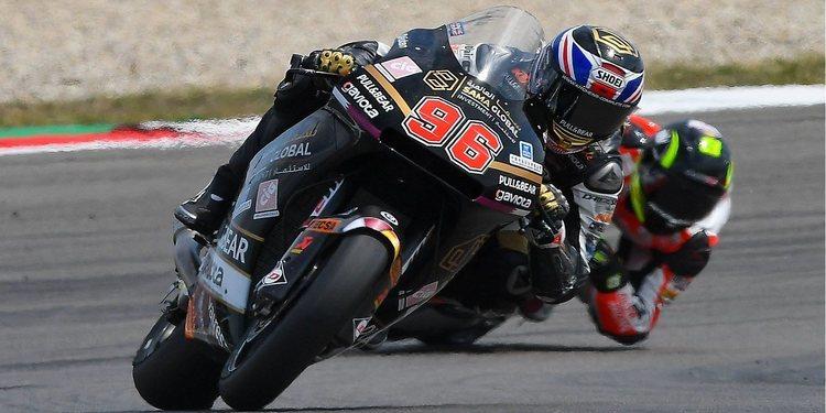 """Jake Dixon: """"Nunca he corrido en Sachsenring, pero conseguiré adaptarme pronto"""""""